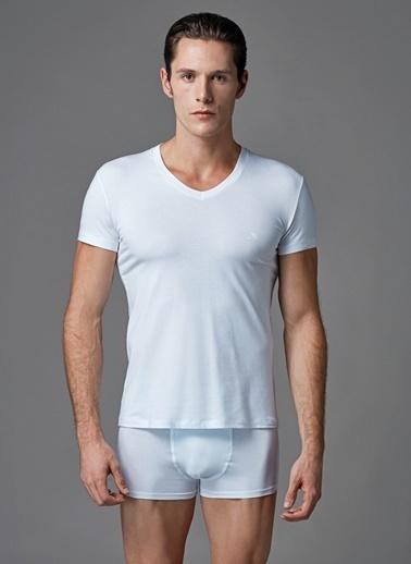 Eros Tişört Beyaz
